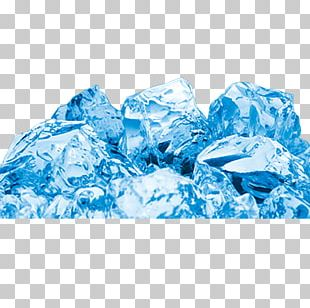 Blue Ice Icicle PNG