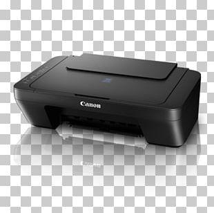 Inkjet Printing Multi-function Printer Canon PNG