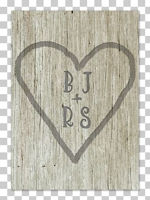Wedding Invitation Paper Wood Carving PNG