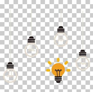 Incandescent Light Bulb Creativity PNG