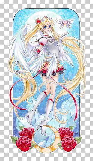Sailor Moon Chibiusa Sailor Venus Fan Art Sailor Senshi PNG