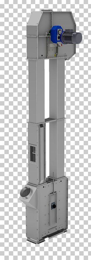 Conveyor System Machine Screw Conveyor Bucket Elevator PNG