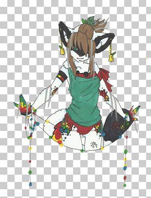 Costume Design Legendary Creature Animated Cartoon PNG