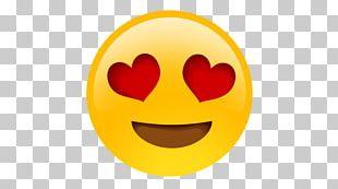 Emoji T-shirt Heart Sticker Eye PNG