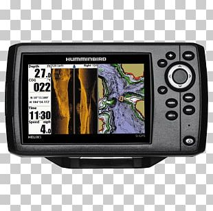 Fish Finders Global Positioning System Chartplotter Transducer Fishing PNG