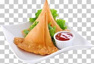 Samosa Indian Cuisine Chaat Stuffing Pizza PNG