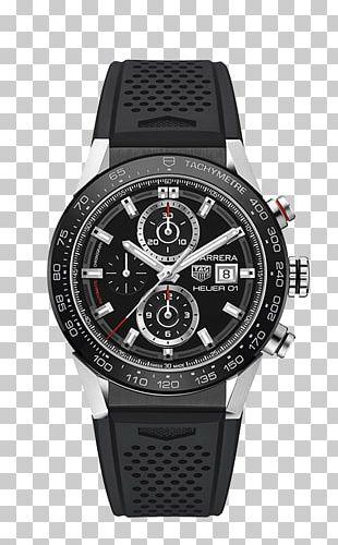 TAG Heuer Carrera Calibre 16 Chronograph TAG Heuer Carrera Calibre 5 Watch PNG