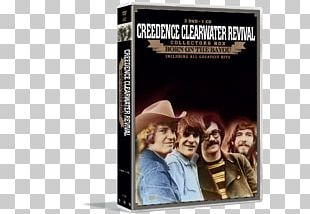 DVD STXE6FIN GR EUR Compact Disc Creedence Clearwater Revival Film PNG
