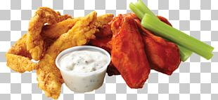 French Fries Chicken Fingers Buffalo Wing Pakora Wings 'N More™ Party Room PNG