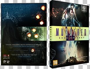 Murdered: Soul Suspect Action Game RePack Player PNG