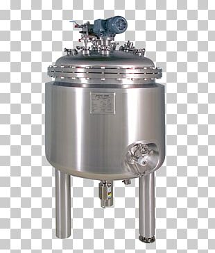 Machine Chemical Reactor Mixing Industry Heat PNG