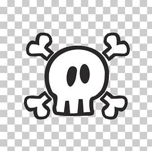 Skull And Crossbones Human Skull Symbolism PNG
