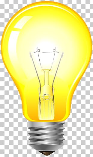 Incandescent Light Bulb Lighting Transparency And Translucency PNG