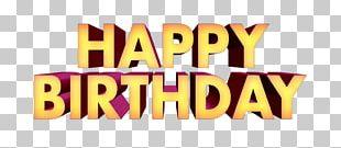 Wedding Invitation Happy Birthday To You PNG