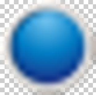 Electric Blue Cobalt Blue Close-up Circle PNG
