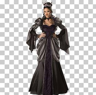 Evil Queen Queen Of Hearts Halloween Costume PNG