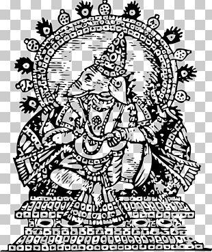 Shiva Ganesha PNG