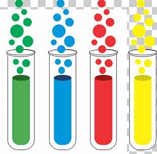 Test Tubes Beaker Laboratory PNG