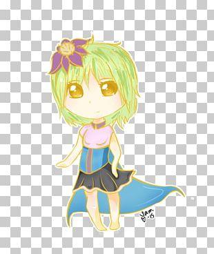 Art Sprite Portrait Fairy PNG