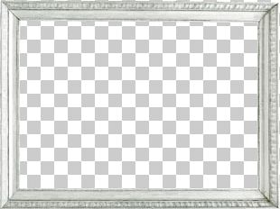 Frame Silver PNG