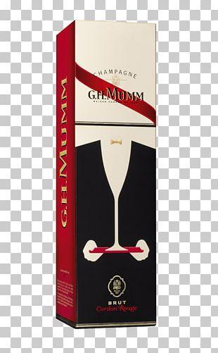 G.H. Mumm Et Cie Champagne Wine Rosé G.H. Mumm Cordon Rouge Brut PNG