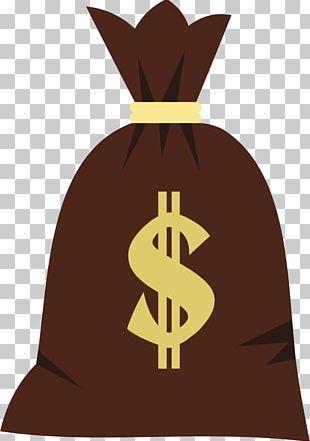 Money Bag Banknote PNG