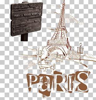The Eiffel Tower Arc De Triomphe Sacré-Cœur PNG