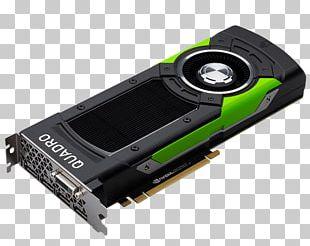 Graphics Cards & Video Adapters NVIDIA Quadro P5000 NVIDIA Quadro P6000 Pascal PNG