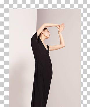 Little Black Dress Shoulder Photo Shoot Fashion Sleeve PNG
