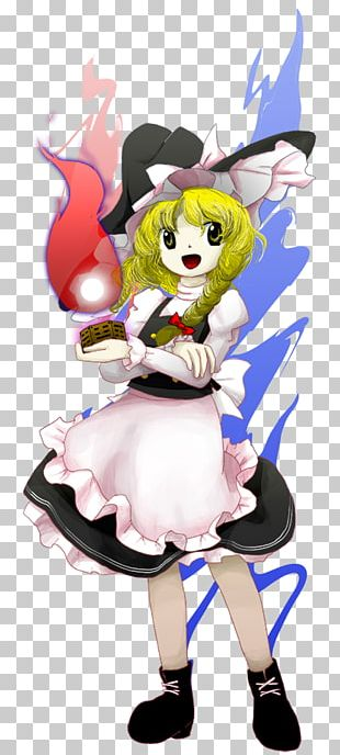 Double Dealing Character The Embodiment Of Scarlet Devil Imperishable Night Story Of Eastern Wonderland Marisa Kirisame PNG