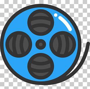 Photographic Film Videotape Reel PNG
