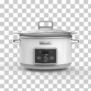 Slow Cookers Morphy Richards Sear And Stew Slow Cooker 4870 Crock Home Appliance PNG