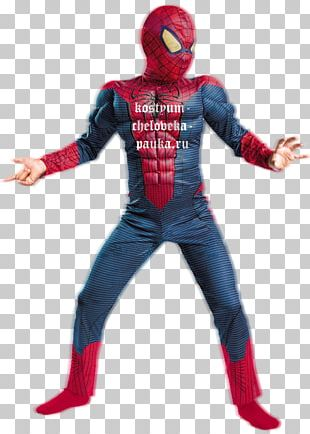 The Amazing Spider-Man Halloween Costume Superhero Movie PNG