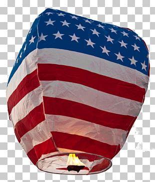 United States Light Sky Lantern Paper Lantern PNG