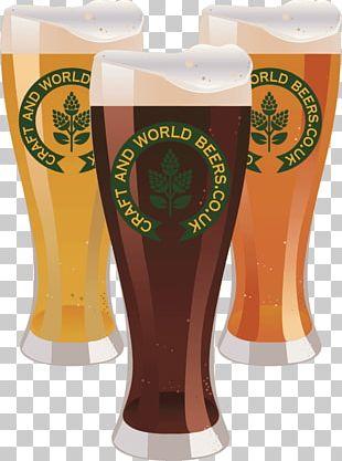 Beer Glasses Imperial Pint PNG