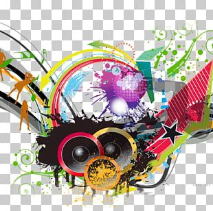 Poster Hip Hop Fashion PNG
