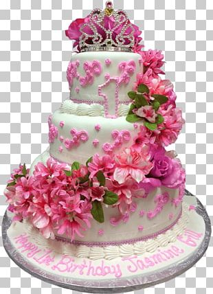 Wedding Cake Birthday Cake Frosting & Icing Bakery Sugar Cake PNG