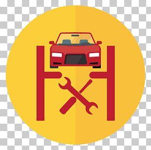 Car Automobile Repair Shop Motor Vehicle Service Fiat PNG