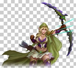 League Of Angels Concept Art Game PNG