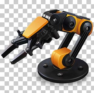 Robotic Arm Robotics Robot Kit Technology PNG