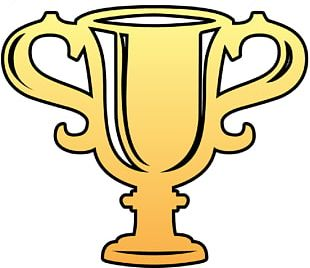 Award Ribbon Trophy PNG
