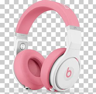 Beats Electronics Beats Pro Headphones Beats Studio Pink Friday PNG