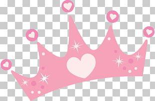 Crown Party Princess PNG