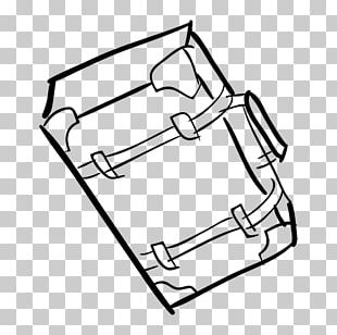 Drawing Travel Bag PNG