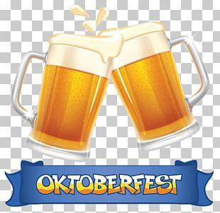 Oktoberfest Pints PNG