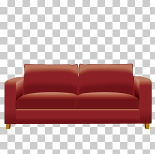 Sofa Bed Furniture Couch PNG