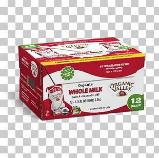 Milk Organic Food Organic Valley Flavor PNG