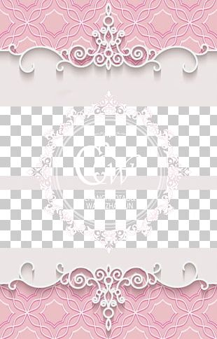 Paper Visual Arts Pink Pattern PNG