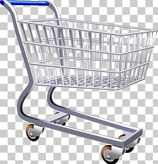 Shopping Cart Supermarket PNG