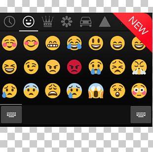 Emoji Computer Keyboard HITap PNG